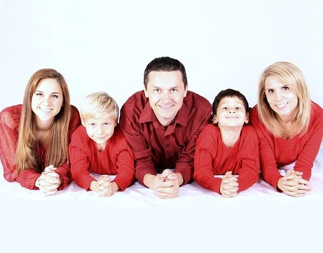 Семья должна собраться в полном составе