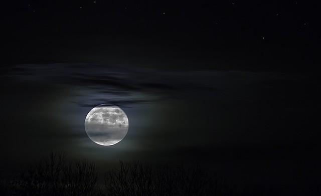 Тринадцатая ночь на полнолуние