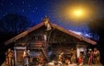 Как проводятся обряды на Рождество Христово