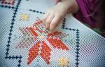 Славянская вышивка в качестве оберега