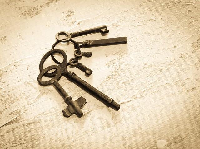 Талисман ключ: магический амулет привлечения удачи